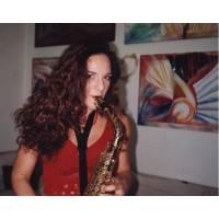 Lorena D'Ambrosio Saxofonista