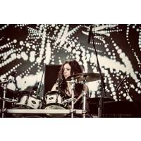 Maddie drummer