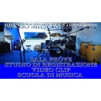 SALA PROVE BRESSO MILANO SCUOLA MUSICA STUDIO REG