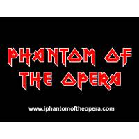 PHANTOM OF THE OPERA Iron Maiden Tribute Band