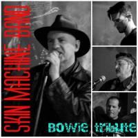 skin machine band / Bowie band