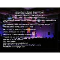 MOVING LIGHT SERVICE