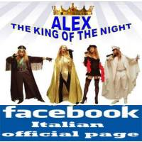 ALEX THE KING OF THE NIGHT THE KING