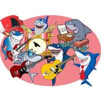 gli squali AMASS