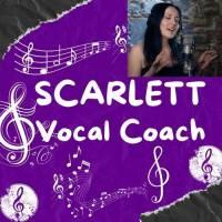 Rossella Scarlett Vocal Coach