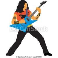 De Ville Guitarist