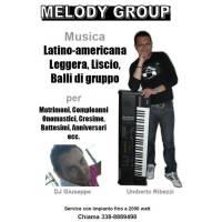 melody group di umberto ribezzi