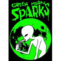 GREEN MOON SPARKS