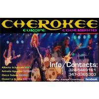 CHEROKEE - EuropE Coverband