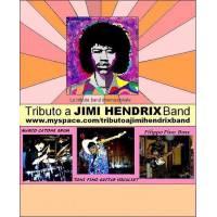 ToniExperience Jimi Hendrix Tribute