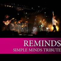 REMINDS Simple Minds Tribute Band