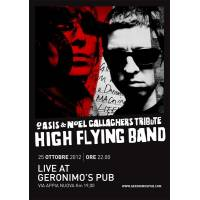 THE HIGH FLYING BAND