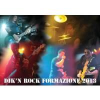 dik 'n rock