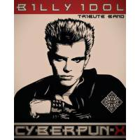 Cyberpun-X - Billy Idol Tribute Band