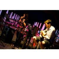 Purple Acoustic Sound