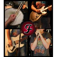Footons - Foo Fighters Cover Band