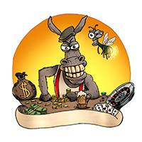 Firefly and the Greedy Donkey