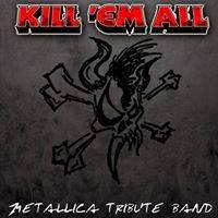 Kill 'Em All tribute band Metallica