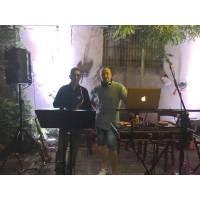 Fabius DJ e Lorenz Sax