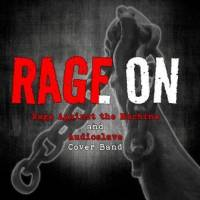 Rage On cover band Audioslave - Rage Against The Machine