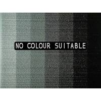 No Colour Suitable