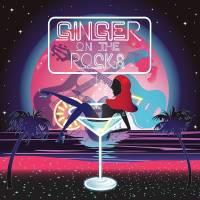 Ginger on the Rocks