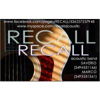 RECALL Acoustic Band
